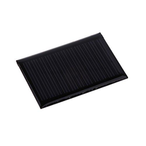 Homyl 5.5V 0.22W 40MA PV Solar Panel Policristalino Célula Solar para Kit de Bricolaje Portàtil Compacto (precio: €)
