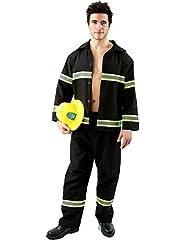 Idea Regalo - Fireman Costume - Extra Large