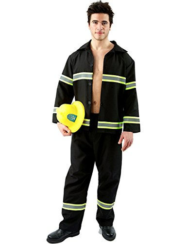 Fireman Costume - Extra Large