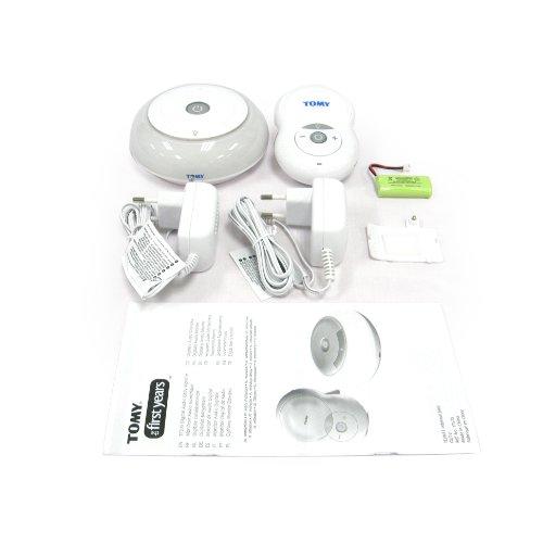 tomy digital baby monitor buggies prams and baby strollers. Black Bedroom Furniture Sets. Home Design Ideas