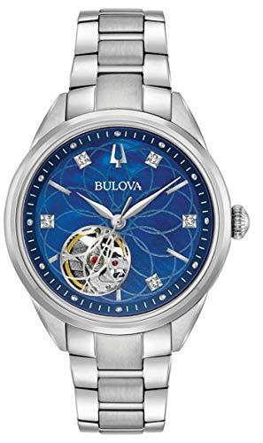 Bulova Reloj de Pulsera 96P191