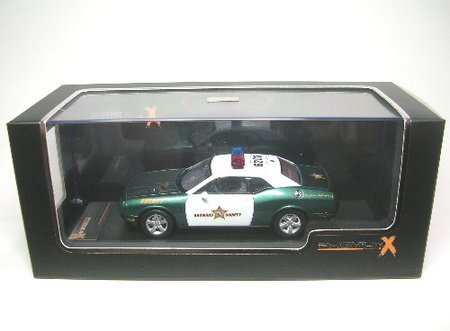 dodge-challenger-srt8-broward-county-sheriff-2009-resin-model-car-by-premiumx