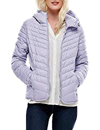 Klassisch Adidas Ultimative Jacke (Frauen) Amazon Lila