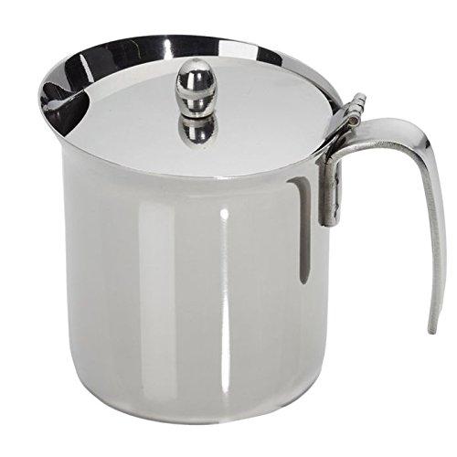 Bialetti - 0001812 Elegance Pot Lait en Inox - 30 cl