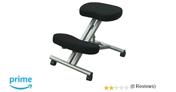 Italfrom sgabello ergonomico sedia posturale ufficio scrivania