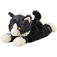 Warmies Katze liegend schwarz Wärmekissen Hirse Lavendelfüllung preisvergleich bei billige-tabletten.eu
