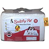 Foodie Puppies Pee & Potty Pet Training Absorbent Pads for Puppies & Dogs (45cm x 60cm, 50pc)