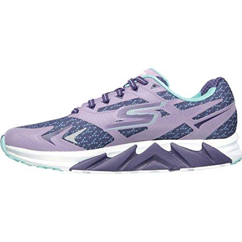 SkechersGo Run Forza - Scarpe Running Donna Purple/Aqua