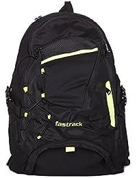 Fastrack 30.97 Ltrs Black School Backpack (A0516NBK01)