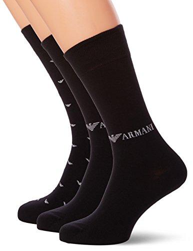 emporio-armani-intimates-mens-knit-3-pack-short-socks-black-nero-one-size
