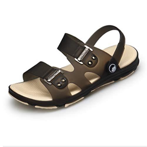 Leobtain Männer Casual Sandalen rutschfeste Verschleißfeste Schnell Trocknende Atmungsaktive leichte Schuhe -