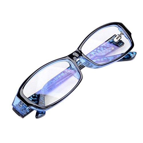 Preisvergleich Produktbild UV-Schutz,  Anti-Blendung,  Anti Blue Rays,  Kratzfestes Objektiv Computer Unisex Brillen