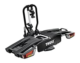 Thule 933300 Easyfold XT 2-Bike Towbar Carrier, Black/Silver (B01MSBLRQX) | Amazon price tracker / tracking, Amazon price history charts, Amazon price watches, Amazon price drop alerts