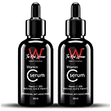 THE REAL WOMAN Professional Anti-Aging Vitamin C Serum 50ml. Vitamin C 20% +