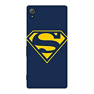 Yellow Day Back Case Cover for Xperia Z3 Plus