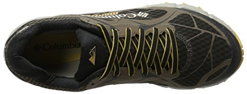 Columbia Caldorado Ii Outdry, Chaussures de Running Compétition Homme Gris (Jet, Mud 093)
