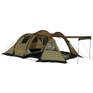41Av1BRIXkL. SS300  - 10T Outdoor Equipment Waterproof Felton Unisex Outdoor Tunnel Tent available in Beige - 4 Persons