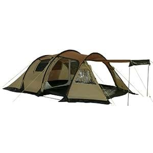 10t camping zelt felton 4 tunnelzelt mit schlafkabine f r. Black Bedroom Furniture Sets. Home Design Ideas
