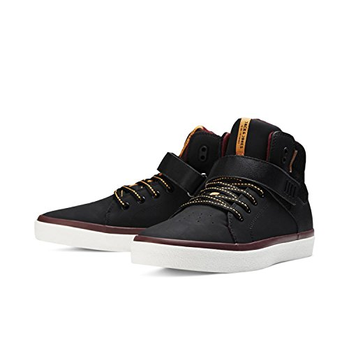 JACK & JONES Herren Jfwbullet Mixed Mid Sneaker High-Top Schwarz