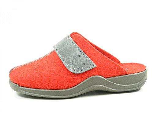 Rohde Muli Rossa Pantofole Donna Vaasa D tqnPXxtr
