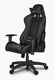 Arozzi Verona Junior Gaming Chair for Kids with High Backrest, Recliner, Swivel, Tilt, Rocker and Seat Height