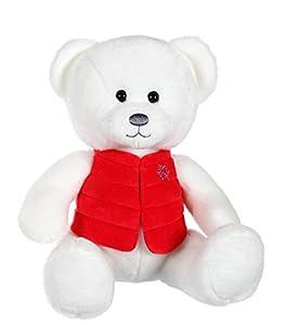 Gipsy 070689-Oso Polar-24cm-Rojo