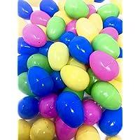 48 Filler Fillable Eggs, Ideal For: Scavenger / Treasure / Easter Hunt