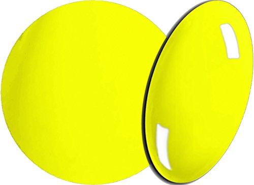 'Deluxe de couleur/color Gel UV MPK 5 ml 580 Fluo Lemon pas aufrühren. immédiatement fort pouvoir couvrant.