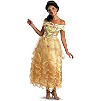 Adult Belle Fancy dress costume