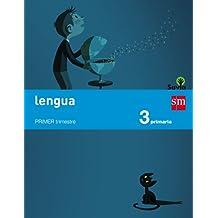 Lengua. 3 Primaria. Savia  - Pack de 3 libros - 9788467569957