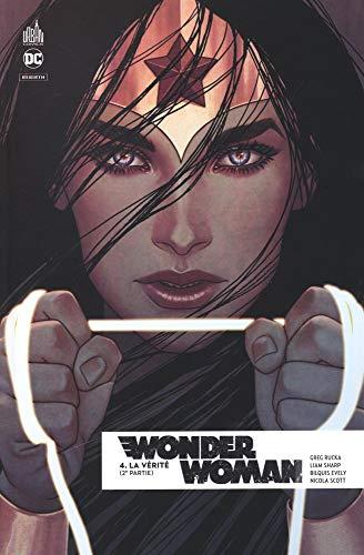 Wonder Woman Rebirth, Tome 4 : La vérité : 2e partie
