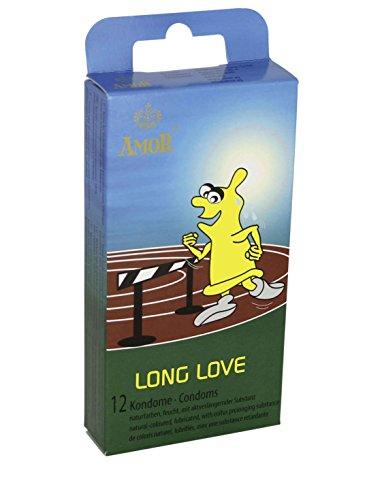 Amor Long Love: 12 aktverlängernde Kondome