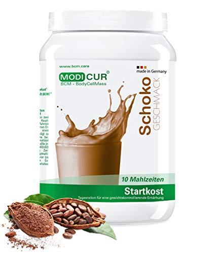 BCM Modicur Start Schokolade 1 Dose à 460g (10 Portionen/Diätstart/BCM BodyCellMass) -
