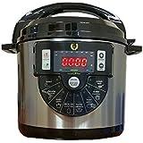 Robot de cocina Olla Programable F PLUS con Cubeta de cerámica y Voz 6 LITROS