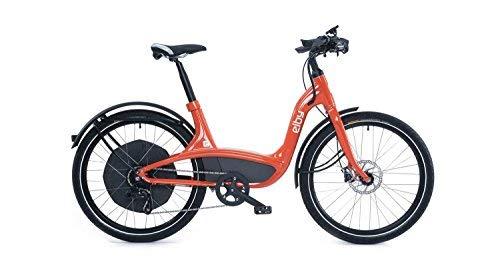 Elby Bike Europe Bicicleta eléctrica Bicicleta eléctrica Naranja Talla única