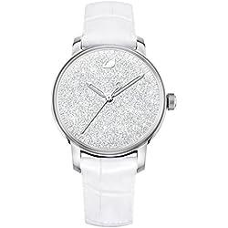 Swarovski Montre Crystalline Hours, blanc