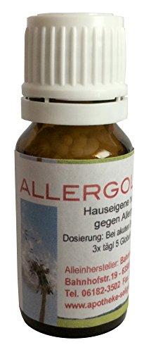 Allergolind Globuli - 10 g - Heuschnupfen - klassische Homöopathie aus deutscher Traditionsapotheke
