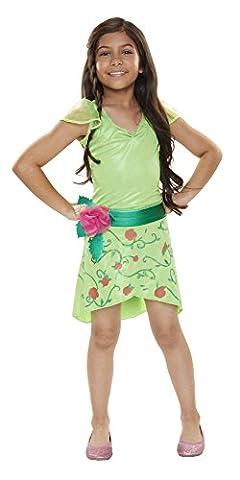 DC Super Hero Mädchen 57358-eu Poison Ivy Everyday verkleiden Outfit (One Size)
