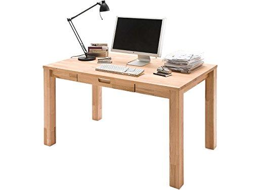 """Schreibtisch Arbeitstisch Bürotisch Computertisch Massivholz \""""Cento III\"""""""