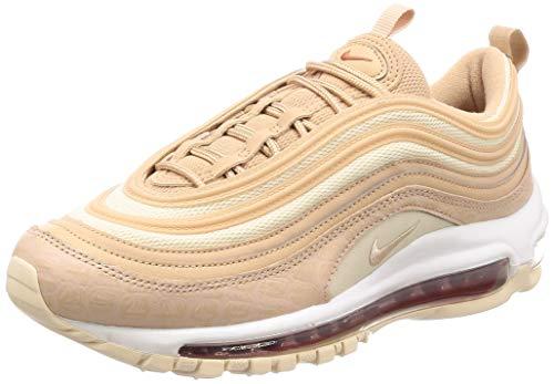 promo code 2ef4e ba790 Nike W Air MAX 97 LX, Zapatillas de Atletismo para Mujer, Bio Beige