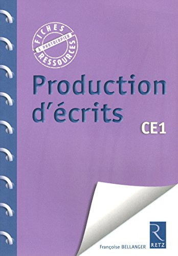 Production d'écrits