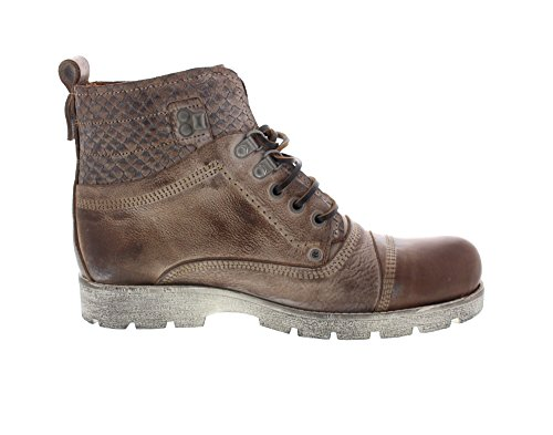 YELLOW CAB - Bottes NEW GEAR Y15341 - black Tan