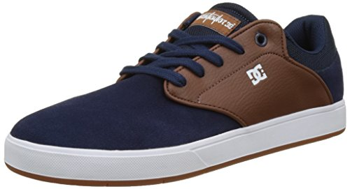 DC Shoes Mikey Taylor, Baskets Basses Homme Bleu (Navy)