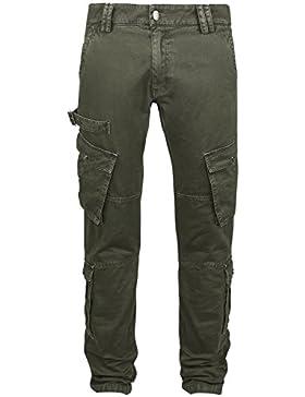 R.E.D. by EMP Rusty Piece Of Work Pantalones Aceituna