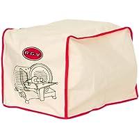 RGV 90327 - Accesorio de hogar (430 mm, 320 mm, 320 mm) Rojo, Arena