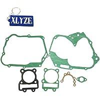 XLYZE Z155 Juego de juntas de motor para Zongshen YX 150 155 160cc YX150 YX160 Pit