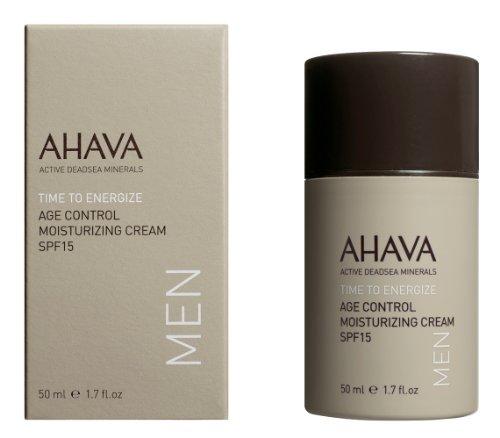 AHAVA Time to Energize età controllare idratante crema ad ampio spettro SPF 15 50 ml