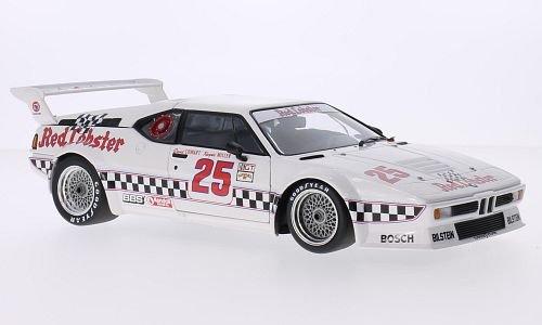 bmw-m1-no25-red-lobster-racing-team-red-lobster-imsa-riverside-1981-voiture-miniature-miniature-deja