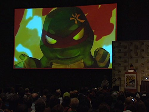 Image of Teenage Mutant Ninja Turtles: Comic Con 2012 Panel
