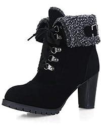 ca92c9e2d Amazon.fr : talon - Bottes et bottines / Chaussures femme ...